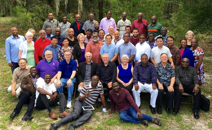 Leader of Leaders Cohort Gathers Near Orlando