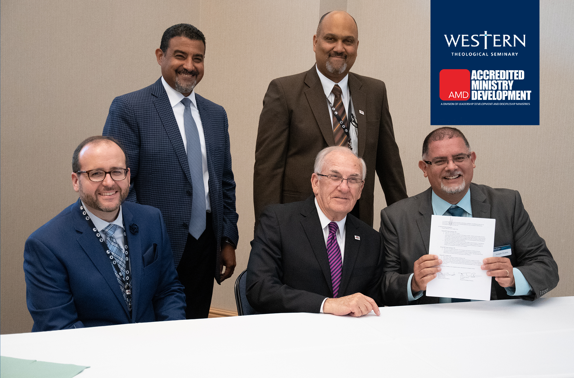 COGOP Adds New Academic Partner to AMD, Expanding Offerings to Include Doctor of Ministry in Spanish Language