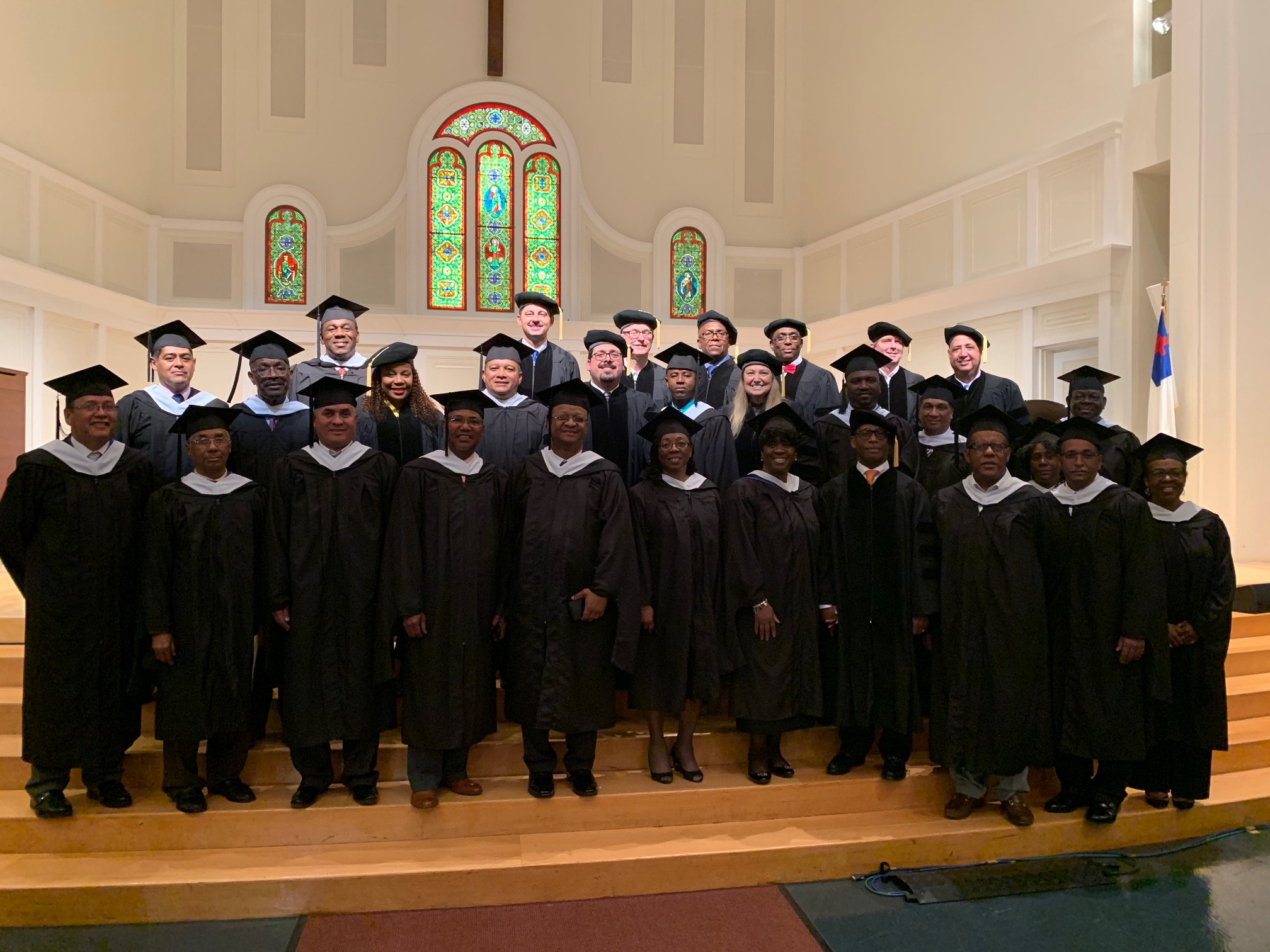 COGOP Leaders Graduate from Gordon-Conwell Theological Seminary