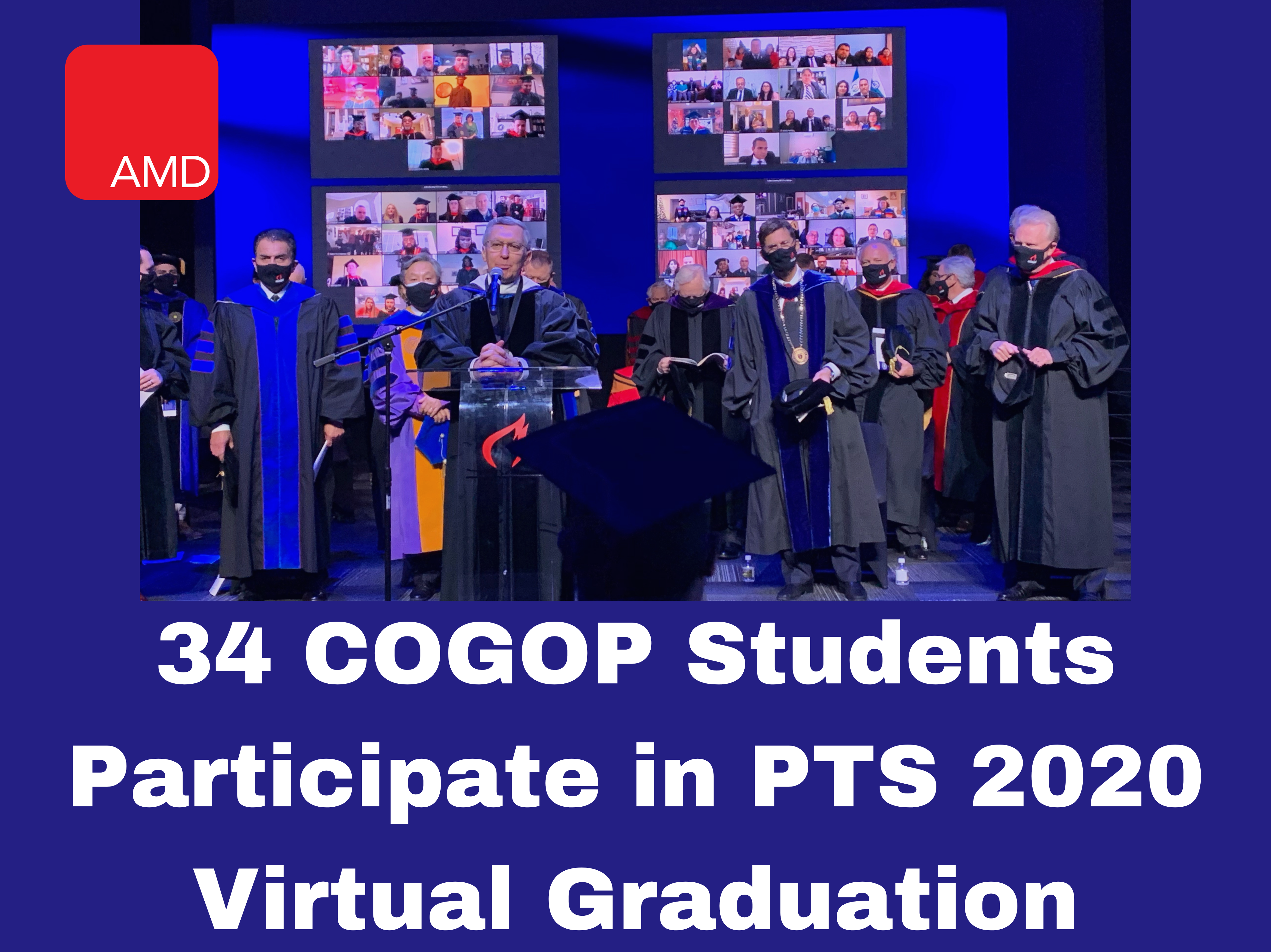 34 COGOP Students Participate in PTS 2020 Virtual Graduation